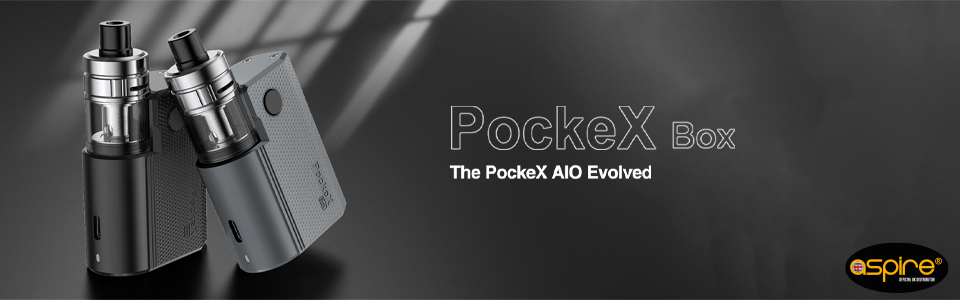 Pockex Box Kit UK