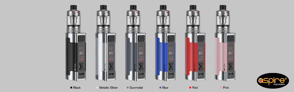 Aspire Zelos 3 kits OA