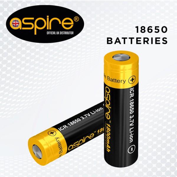 Aspire 18650 Battery 2600mAh