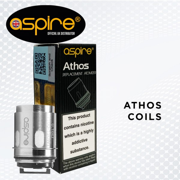 Aspire Athos Coils