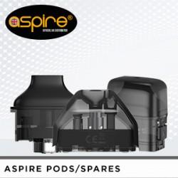 Aspire Pods & Spares