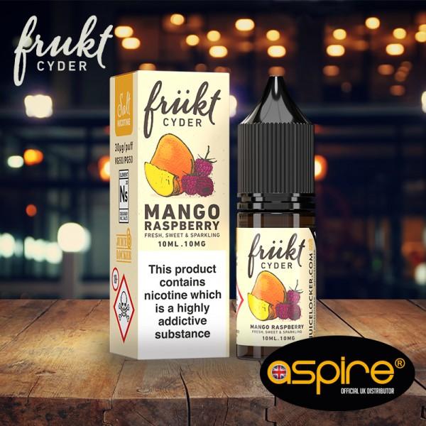 Frukt Salt Mango Raspberry