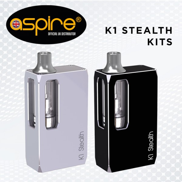 Aspire K1 Stealth Kit