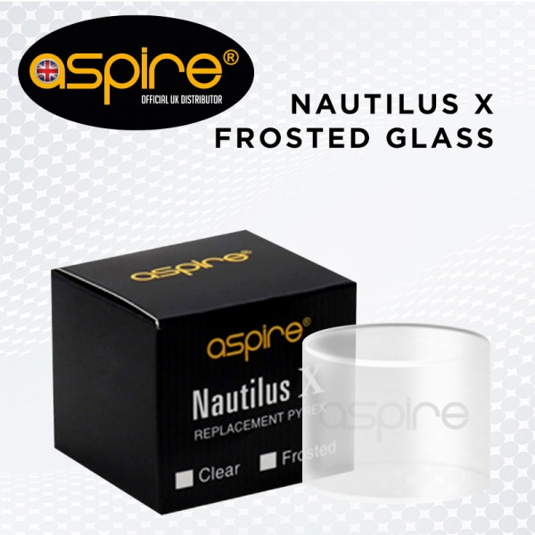 Nautilus X Frosted Glass