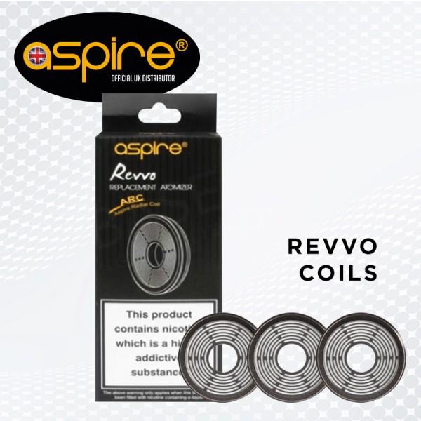 Aspire Revvo Coils