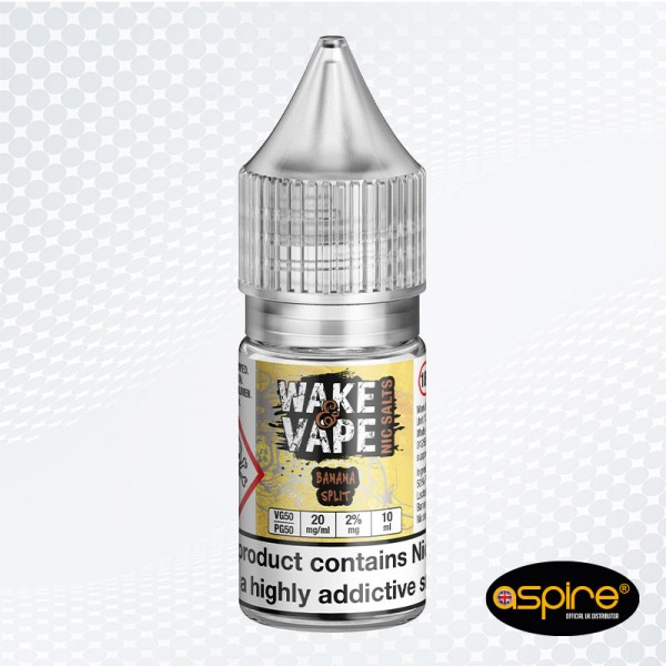Wake Vape Banana Split