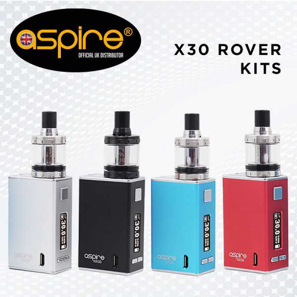 Aspire X30 Rover Kit