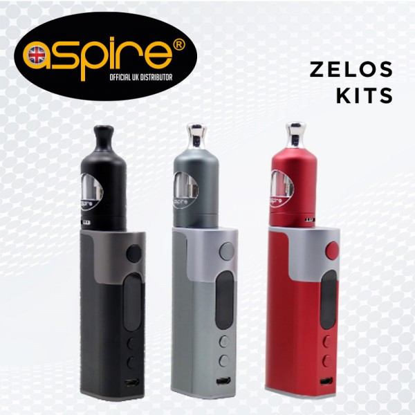 Aspire Zelos Kit
