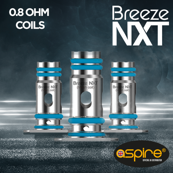 Breeze NXT Coils