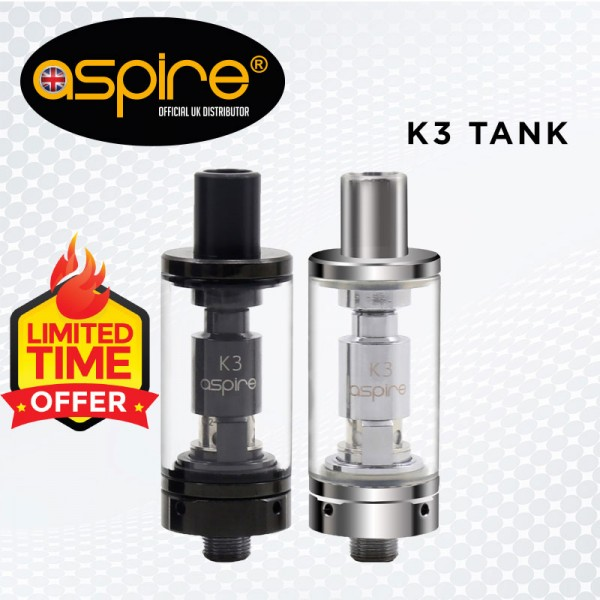 Aspire K3 Tank