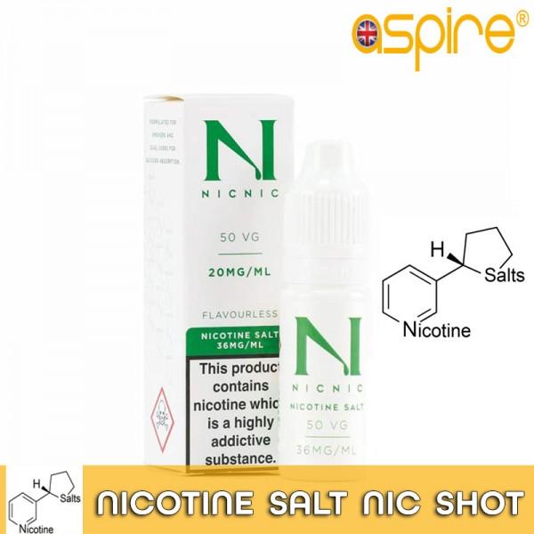 Nic Salt Shot