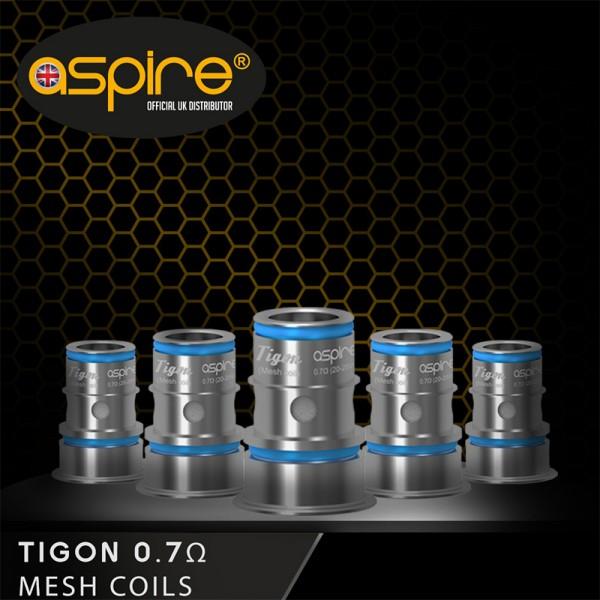 Tigon Mesh Coils