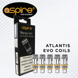 Aspire Atlantis EVO Coils