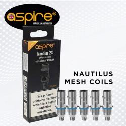 Nautilus Mesh Coils