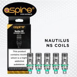 Nautilus Nic Salt Coils