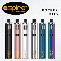 Aspire PockeX UK Kit