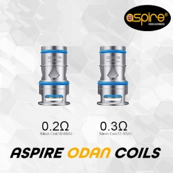 Aspire Odan Coils