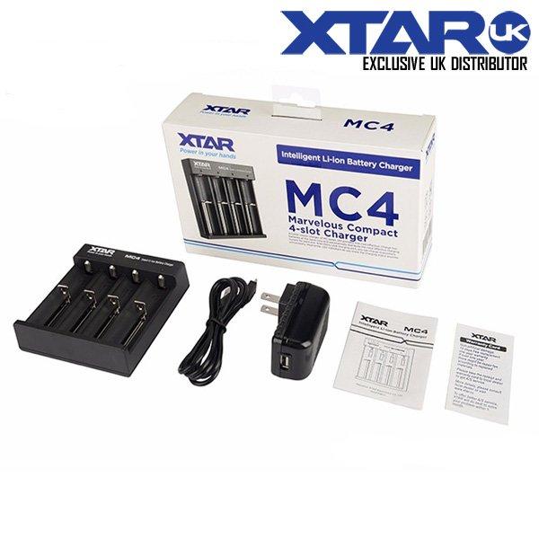 Xtar MC4 Charger