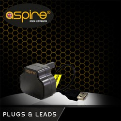 Aspire Plugs and Leads