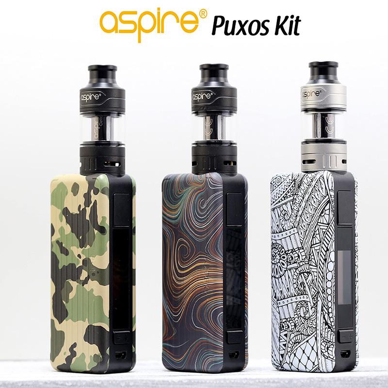 Aspire Puxos Kit Wholesale UK