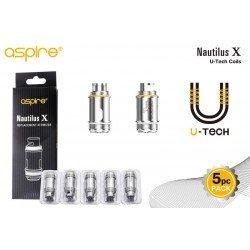 Aspire Nautilus X Coils