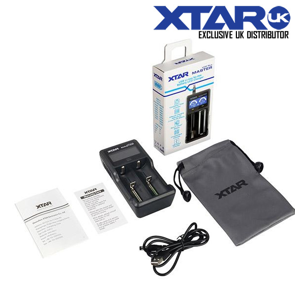 Xtar VC2 Plus Master Charger