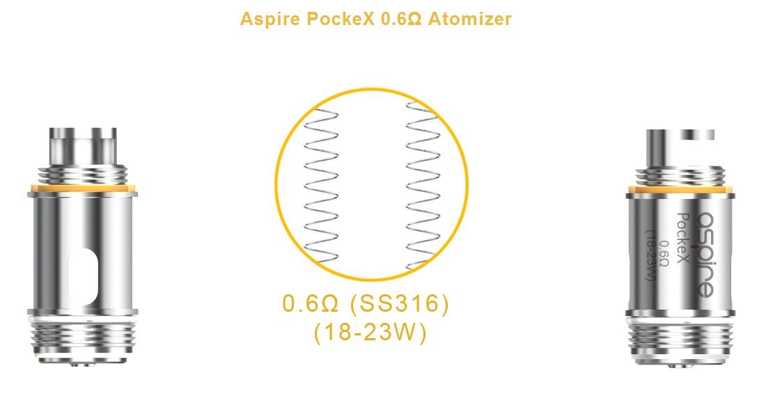 Pockex - Aspire 3